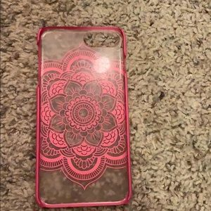 Flower case for iPhone 7 Plus